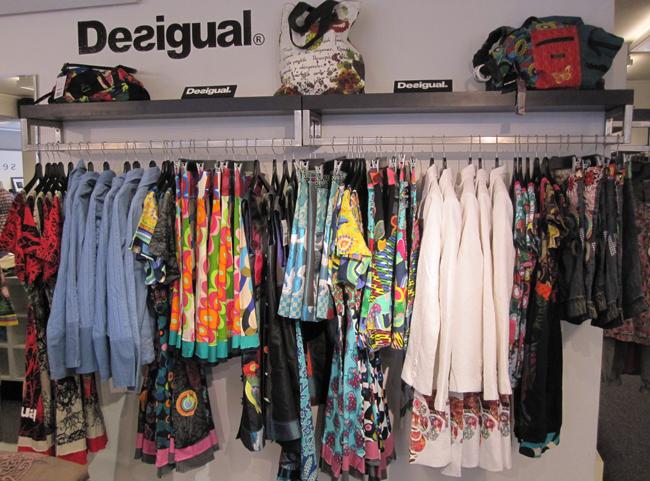 Färgglada väskor från Desigual!! | Boutique Diva