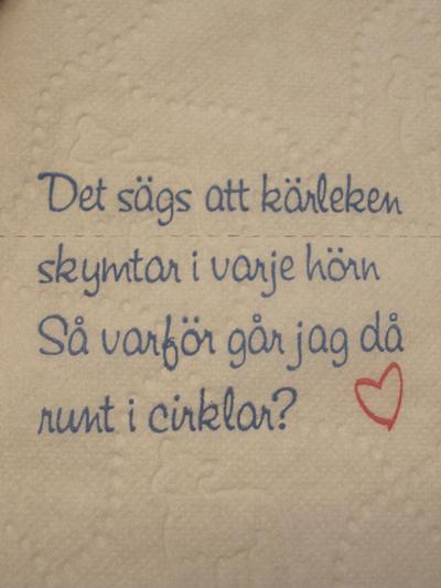 flickvän dikt Jönköping