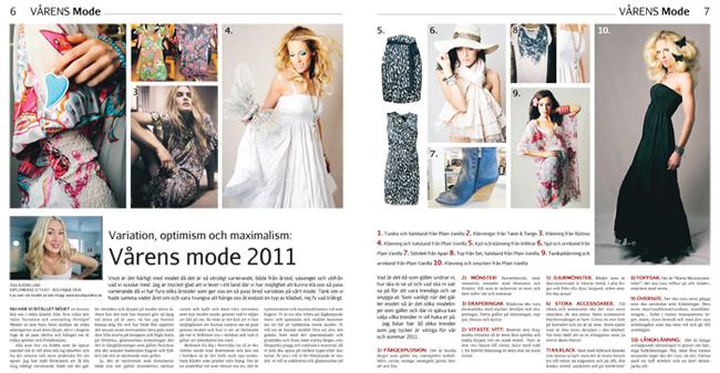 Vårens Mode 2011