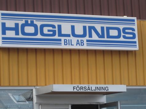 Höglunds bil
