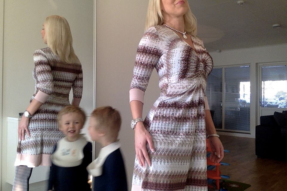 ilse jacobsen klänning 2016